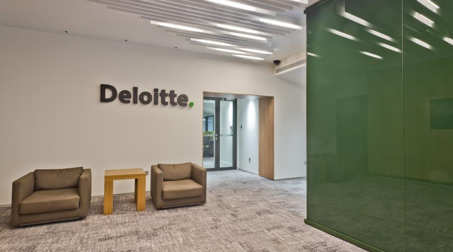 Project Delivered by Sato for Deloitte