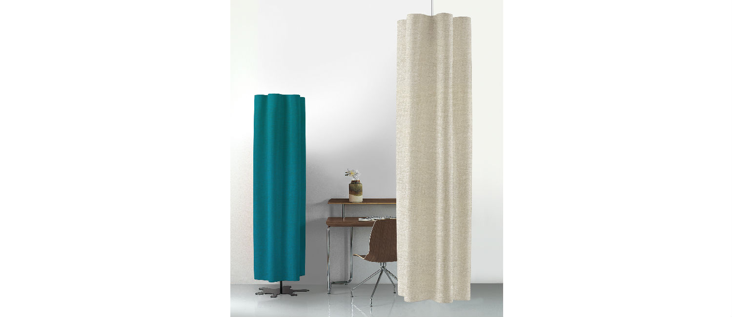 DIESIS, SOUND ABSORBING WALL PANEL