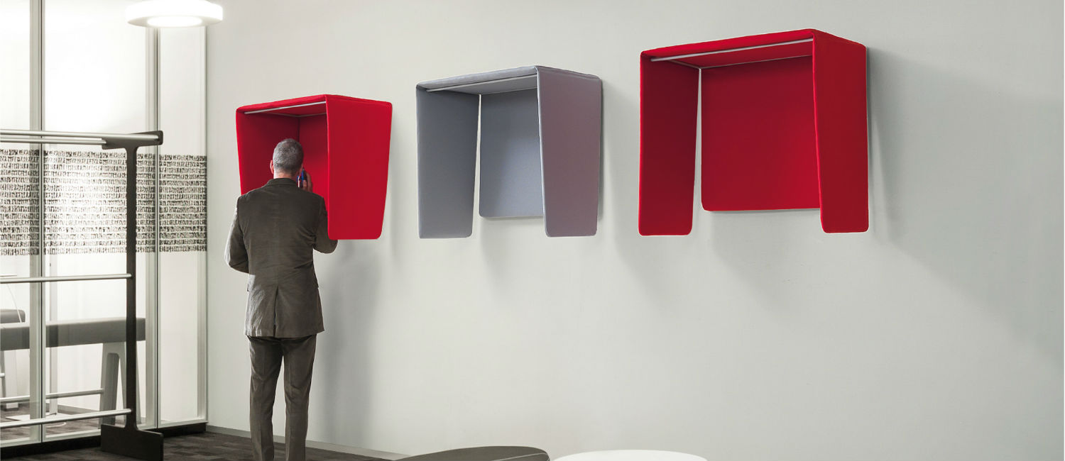 COCKER SOUND ABSORBING WALL PANEL