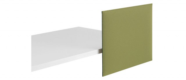 Snowfront sound absorbing panel