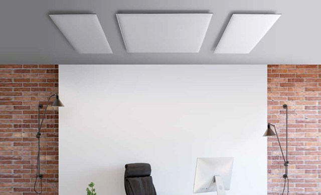 oversize ceiling